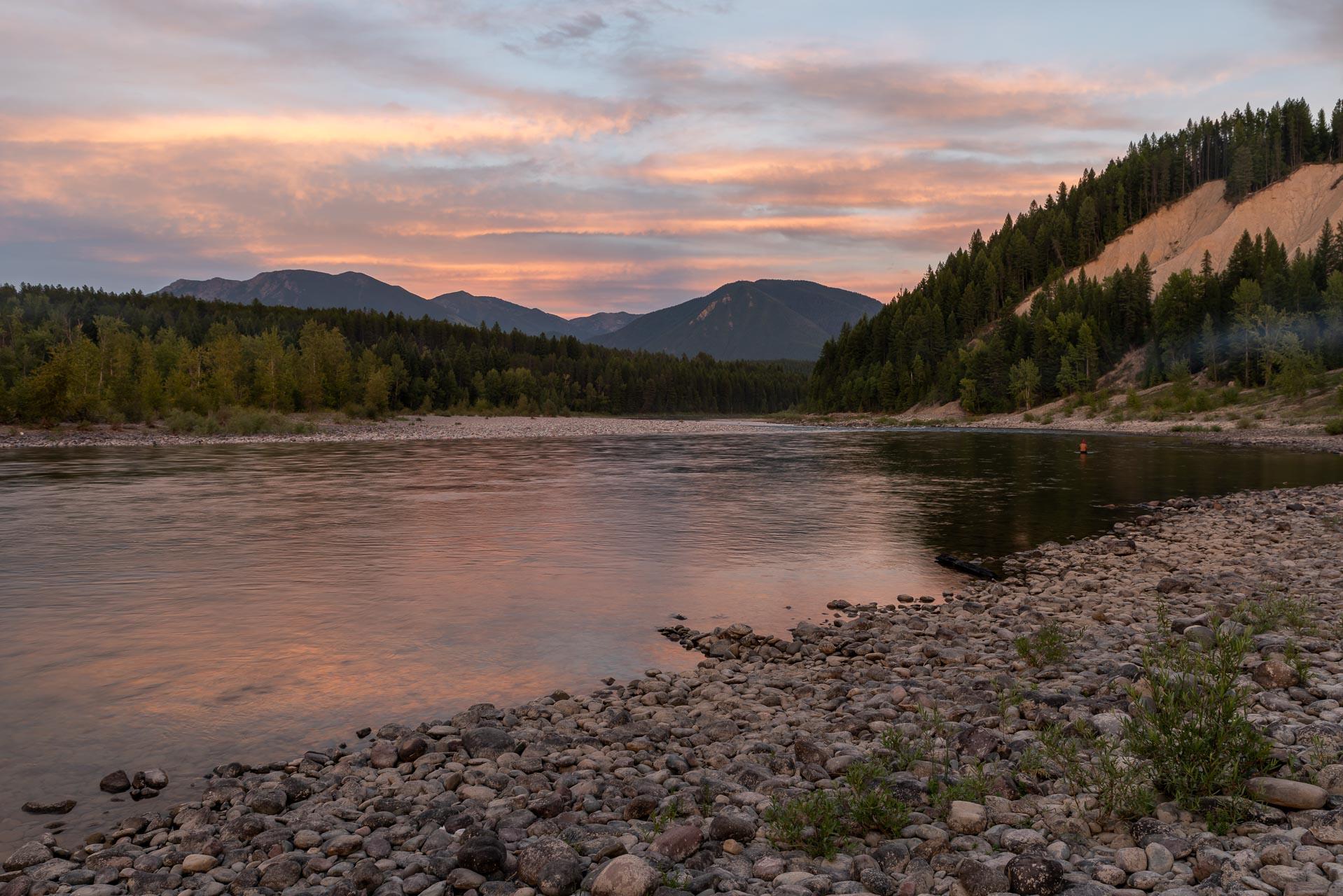 Middle Fork Flathead River